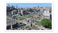 Forum Romanum (Sam H. Maas) Tags: rom forumromanum stadt city urban antike panorama ancientworld gebäude building architektur architecture urbandecay rome italien italy