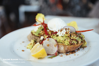 Smashed Avo - Convent Gallery, Daylesford