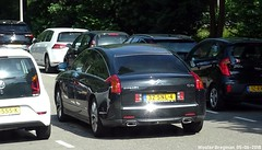 Citroën C6 3.0 V6 HDi automatic 2010 (XBXG) Tags: 32snl4 citroën c6 30 v6 hdi automatic 2010 citroënc6 noir black bva automatique amstelveen nederland netherlands holland paysbas french car auto automobile voiture française vehicle outdoor