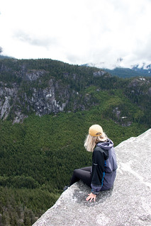 The Chief Lookout - Squamish, Canada