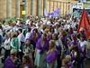 Suffragette Centenary March Edinburgh 2018 (72) (Royan@Flickr) Tags: suffragettes suffrage womens march procession demonstration social political union vote centenary edinburgh 2018