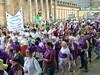 Suffragette Centenary March Edinburgh 2018 (74) (Royan@Flickr) Tags: suffragettes suffrage womens march procession demonstration social political union vote centenary edinburgh 2018