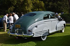 8th Annual San Marino Motor Classic (USautos98) Tags: 1942 chevrolet chevy fleetline aerosedan