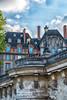 along the Seine (sumnerbuck) Tags: france paris architecture seine river color