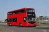 OM1 YJ16DBO (Metroline) Brent Cross 13.6.18 (Rays Bus Photographs) Tags: metroline demonstrator optare metrodecker om1 yj16dbo 611 50854