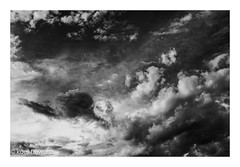 cloudscape (kouji fujiwara) Tags: sony sonyilce7 ilce7 α7 cloud cloudscape blackandwhite blackwhite monochrome noir dark takumar28mmf35 takumar 28mm f35 m42