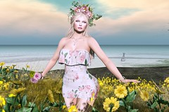 People are Flowers, Music is Water (kirstentacular) Tags: cae catwa cosmopolitan justbecause lode luxrebel maitreya olivejuice pinkfuel shinyshabby truth