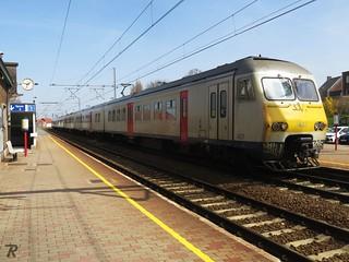 NMBS 437, Station Diksmuide