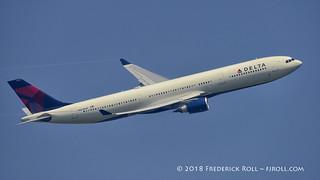 Delta A330 ~ N824NW