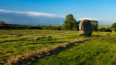 Avebury (rafpas82) Tags: avebury cotswold cotswolds leadinglines field minimalist grass erba prato hierba rocks neolitico neolithic circles village uk inghilterra england inglaterra britain greatbritain landscape fujifilm x100t fujifilmx100t fuji fujinon