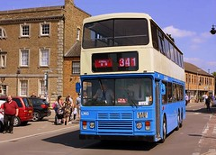 All looks Chinese to me (Chris Baines) Tags: alexander rh bodied leyland olympian triaxle k481 eux