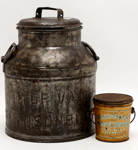 Harrisonburg Milk Can ($123.20)