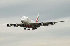 Emirates Airbus A380-861 A6-EES (EK056) Tags: emirates airbus a380861 a6ees london heathrow airport