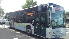 (Groupe Lacroix) Hourtoule réseau Plaine de Versailles Mercedes Citaro C2 DE-103-XT (78) n°H301 (couvrat.sylvain) Tags: groupe lacroix hourtoule plaine de versailles mercedesbenz mercedes citaro c2 o 530 o530 bus autobus plaisir