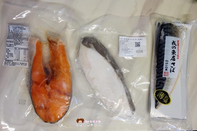 日出碼頭 鯖魚 鮭魚 比目魚 新竹海產 (11).JPG