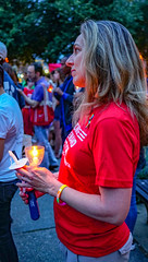 2018.06.12 A Candlelight Vigil to Remember Pulse, Washington, DC USA 03794