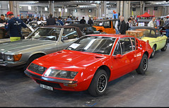 Alpine Renault A 310 / TO-68648E (baffalie) Tags: auto voiture ancienne vintage classic old car coche retro expo italia sport automobile racing motor show collection club italie verone fiera