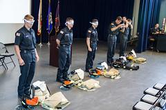 180613_NCC Fire Fighter Academy Commencement_044 (Sierra College) Tags: 2018commencement davidblanchardphotographer firefighteracademy ncc firstclass class182