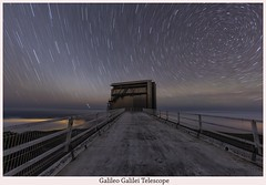 Galileo Galilei telescope (yoni103) Tags: canon6d canarias canon cielosnocturnos cielos circumpolar sigma sigma14mm roquedelosmuchachos rubio paisajes nocturnas nubes nocturnaslapalma manfrotto