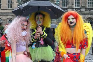 Pride Edinburgh 2018