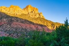 Zion_252-HDR (allen ramlow) Tags: zion national park utah landscape sony a7iii mountain sunset