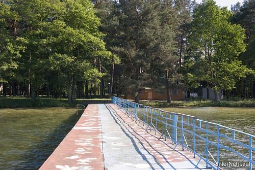 Шацький Національний Природний Парк Озеро Пісочне  МІстки InterNetri  Ukraine 126