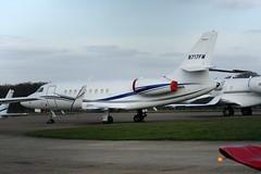 N717FM (IndiaEcho Photography) Tags: n717fm dassault falcon 2000 egkb bqh london biggin hill airport airfield bromley civil aircraft aeroplane aviation kent canon eos 1000d