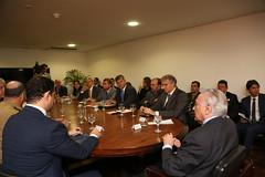 25/05/2018 - Reunião com o GSI - Gabinete de Segurança Institucional (Michel Temer - Fotos livres, com o crédito.) Tags: verde