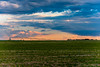 My Idaho Home (Cramer Imaging) Tags: photo photography photograph outdoor outdoors nature natural landscape scenic scenery cloudscape farm farmfield plant plants irrigation irrigationequipment pivotline sprinkler sprinklers sunset cloud clouds blue orange green silhouette tree trees