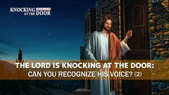 The Lord Is Knocking at the Door- Can You Recognize His Voice? (2) (ricardopardie123) Tags: jesus church god love sheep