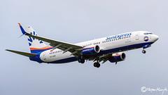 SunExpress, Boeing 737-8HC(WL), TC-SOE, 61177, Maj 2018 (mhoejte) Tags: copenhagenairport ekch cph