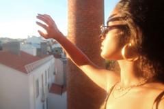 fall in love with your solitude -rupi kaur , milk and honey. (sarrajaoui13) Tags: photography photoshoot shooting modeling model milkandhoney rupikaur feel light sunshine sun lisbon portugal throwback