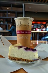 85°c Bakery & Cafe | EXPLORED | (//ZERO) Tags: food foodporn dessert sweets cake cheesecake 85bakerycafe 85°cbakerycafe iatethis nexus6p huaweinexus6p googlenexus6p nexusphotography androidphotography mobilephotography cellphotography foodies nationalcity blueberrycheesecake