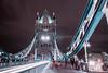 Tower Bridge Night Life (Fab. B) Tags: london londres towerbridge night trail life colors cityscape fabienbravin city skyline lights