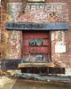 Days Gone By (arrjryqp6) Tags: disused broken cracked peeling brick schewels loadingdock abandonedthings abandonedplaces abandoned decaying decay worn weathered