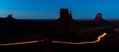 Monument Valley at dusk (Trent9701) Tags: 2018 monumentvalley trentcooper utah vacation desert roadtrip travel
