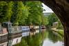 _DSC.0012  - Rochdale Canal at Hebden Bridge (SWJuk) Tags: hebdenbridge england unitedkingdom swjuk uk gb britain yorkshire westyorkshire calderdale canal rochdalecanal water flat calm reflections trees narrowboats towpath footpath 2018 may2018 spring nikon d7100 nikond7100 nikkor70200mm rawnef lightroomclassiccc