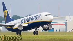 EI-FRG Ryanair Boeing 737-8AS (v1images Aviation Media) Tags: v1images aviation media jason nicholls eggp lpl liverpool john lennon international airport england uk united kingdom eu europe eifrg ryanair boeing 7378as