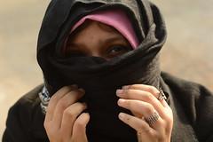 Peep (Tanjim Rasul) Tags: peep cold winter bangladesh girl hijab