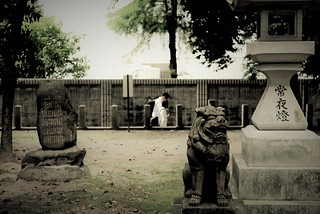 shrines and students
