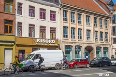 Cyclist in Lille France 2018 (seifracing) Tags: cyclist lille france 2018 seifracing cars seif photography car vehicle photographer