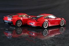 6U8A0193 (Alex_sz1996) Tags: autoart 118 porsche 911 991 gt3 rs corvette c7 z06