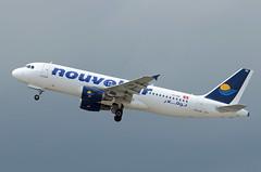 Nouvelair Airbus A320-214 TS-INA (EK056) Tags: nouvelair airbus a320214 tsina düsseldorf airport