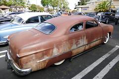 Chopped Ford (bballchico) Tags: chopped custom ford shoebox westcoastkustomscruisinnationals carsonthestreet