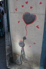 Streetart Paris (Jürgo) Tags: paris parisstreetart streetart france urbanart streetartfrance publicart