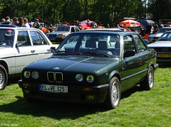 BMW E30 325 (peterolthof) Tags: peterolthof klazienaveen oldtimerdag 652018