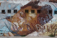 Sweet (Andrew 62) Tags: mural plazadearmasbusstation seville streetart