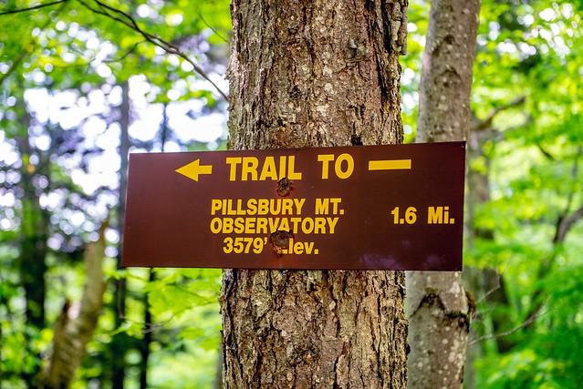Adirondack Mountains - Pillsbury Mountain - May 31, 2018