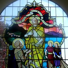 [63122] Bishop Norton : East Window (Budby) Tags: bishopnorton lincolnshire church window stainedglass westlindseychurchesfestival