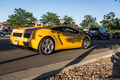Unmodified (Hunter J. G. Frim Photography) Tags: supercar colorado lamborghini gallardo v10 italian yellow giallo awd coupe lamborghinigallardo